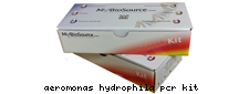 Aeromonas hydrophila pcr kit