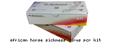 African Horse Sickness Virus pcr kit
