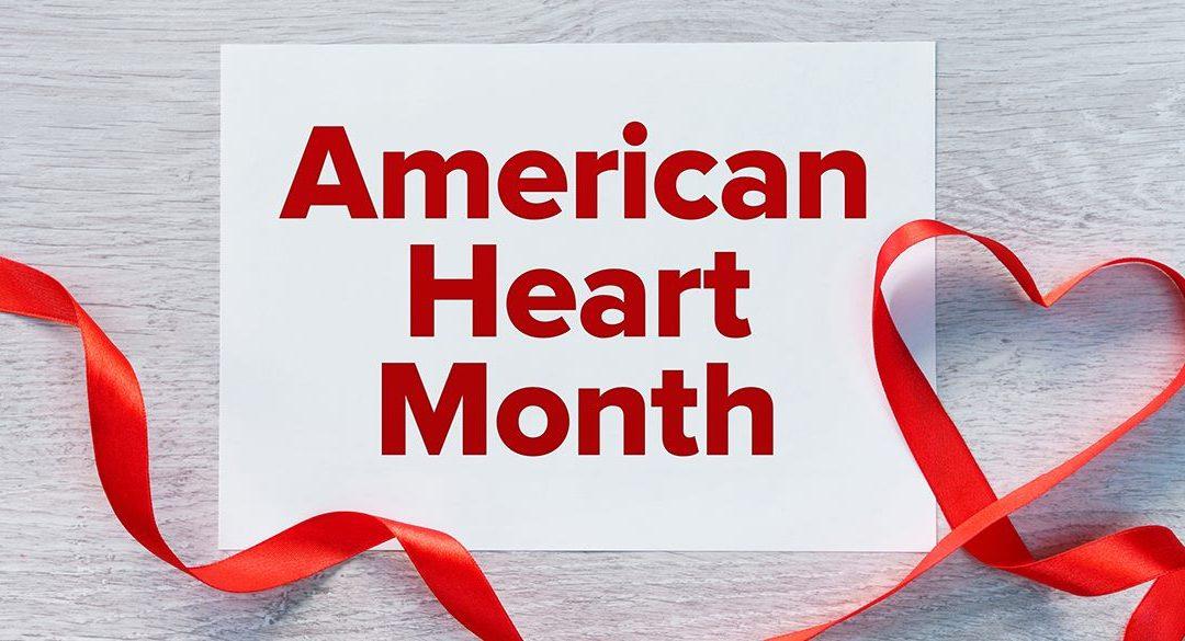American Heart Health Month