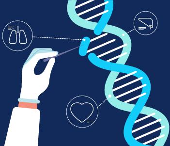21. Uso de bibliotecas CRISPR para triagem.
