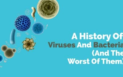 A History Of Viruses And Bacteria (And The Worst Of Them)
